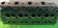 Головка блока цилиндров. Mitsubishi Canter Двигатель 4D36
