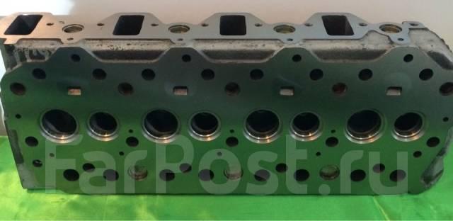 головка блока цилиндра на митсубиси кантер 4d36