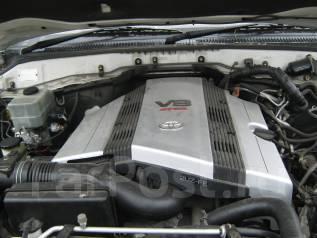 Двигатель в сборе. Toyota Land Cruiser, UZJ100W, UZJ100, UZJ100L Двигатель 2UZFE