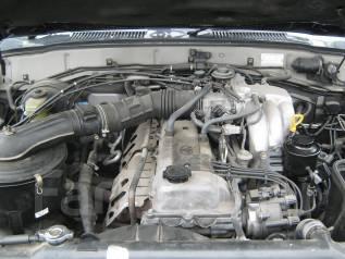 Двигатель в сборе. Toyota Land Cruiser, FZJ80J, FZJ80G, FZJ80 Двигатель 1FZFE