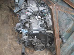 Двигатель в сборе. Toyota Land Cruiser, HDJ81, HDJ81V Двигатель 1HDFT