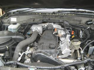 Двигатель в сборе. Toyota Land Cruiser, HDJ101K, HDJ101 Двигатель 1HDFTE