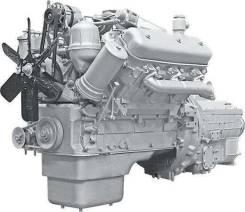 Двигатель в сборе. МАЗ 437030-322