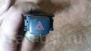 Кнопка включения аварийной остановки. Toyota Cresta, SX90 Двигатель 4SFE