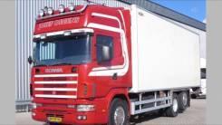 Scania. Скания реф 144-460 2004, 12 000куб. см., 15 200кг., 6x2. Под заказ