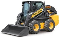 New Holland L230. Мини-погрузчик , 3 000 куб. см., 1 400 кг.