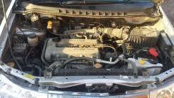 Крепление радиатора. Nissan Liberty, PM12 Двигатель SR20DE