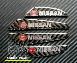 Накладка на дверь. Nissan