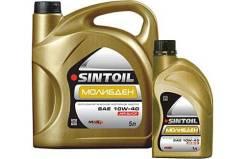 Sintoil. Вязкость 10W40, полусинтетическое