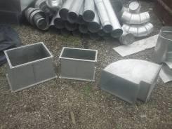 Производство и монтаж систем вентиляции, аспирации, газоочистки