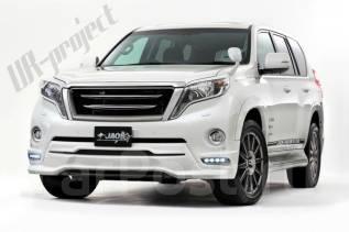 Обвес кузова аэродинамический. Toyota Land Cruiser Prado, GDJ150, GDJ150L, GDJ150W, GDJ151W, GRJ150L, GRJ150W, GRJ151W, KDJ150, KDJ150L, TRJ150L, TRJ1...