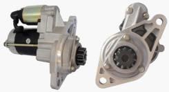 Стартер. Isuzu Elf Двигатели: 4HF1, 4HG1, 4HF1 4HG1