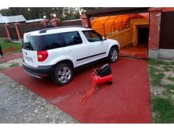 Резиновое покрытие для площадок, гаражей, лестниц