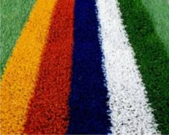 Искусственная трава для ландшафта, футбола