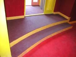 Наливное покрытие из резины для лестниц, пандусов, гаражей, площадок