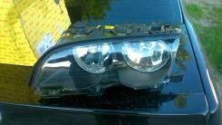 Фара левая Bosch купе BMW E46