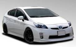 Обвес кузова аэродинамический. Toyota Prius, ZVW30