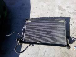 Радиатор кондиционера. Peugeot 406