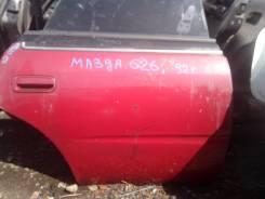Дверь боковая. Mazda 626, 626
