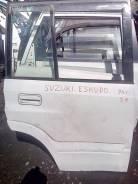 Дверь боковая. Suzuki Escudo, TA01V