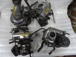 Турбина. Suzuki Wagon R, MC21S Двигатель K6A