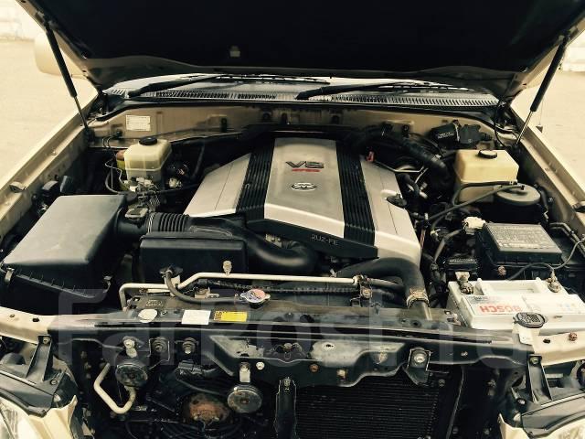 Toyota Land Cruiser Cygnus. UZJ100, 2UZ