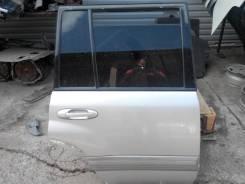 Дверь боковая. Toyota Land Cruiser, UZJ100L Двигатель 2UZFE