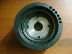 Шкив коленвала. Mitsubishi Canter Двигатели: 4D32, 4D33, 4D34, 4D35, 4D36