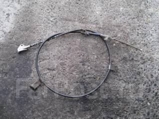 Тросик ручного тормоза. Toyota Vitz, SCP10