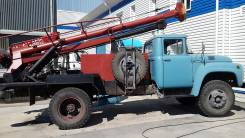 ЗИЛ 431412. Продам Бурокрановую машину БКМ1, 6 000 куб. см.