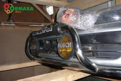 Усилитель бампера передний Усилитель бампера TY Caldina #T19# FR # швеллер, правый