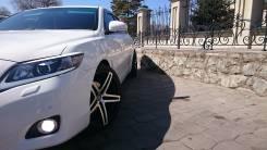 Накладка на фару. Toyota Camry, ACV40, ACV45, GSV40 Двигатели: 2GRFE, 2AZFE