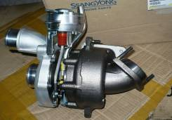 Турбина. SsangYong Rexton Двигатель D27DT