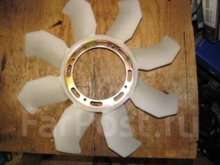 Вентилятор охлаждения радиатора. Mitsubishi Canter Mitsubishi Delica