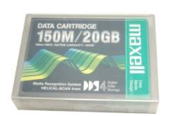 Ленточные картриджки. 40 Гб, интерфейс SCSI