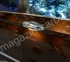 Накладка на ручки дверей. BMW X1, E84