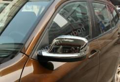 Накладка на зеркало. BMW X1, E84. Под заказ