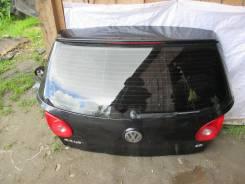 Дверь багажника. Volkswagen Golf