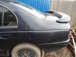 Задняя часть автомобиля. Mitsubishi Eterna, E57A, E64A, E52A, E77A, E72A, E54A, E53A, E74A, E84A