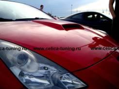 Патрубок воздухозаборника. Toyota Celica