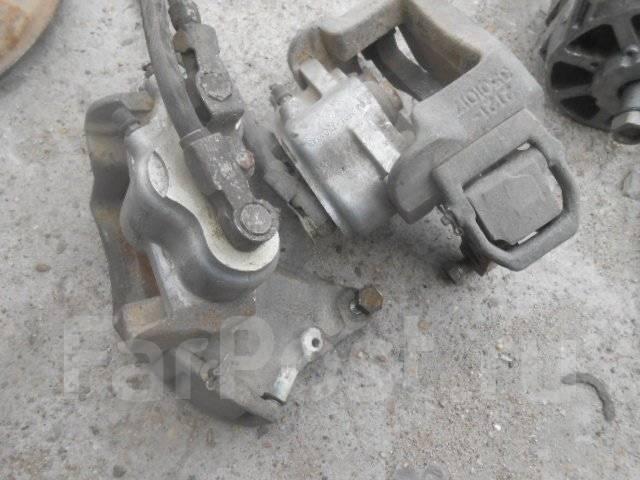 Суппорт тормозной. Лада 2106, 2106 Лада 4x4 2121 Нива, 2121 Лада 2121 4x4 Нива Двигатель 2106