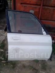 Дверь боковая. Mitsubishi Pajero iO, H76W