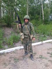 Военнослужащий по контракту. Незаконченное высшее образование (студент)