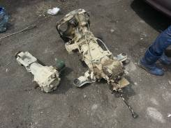 Механическая коробка переключения передач. Subaru Leone, AA3 Двигатель EA71