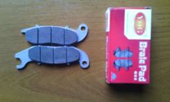 Колодки дискового тормоза.