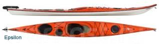 Каяк экспедиционный Boreal Design Epsilon T200. Год: 2015 год, длина 5,18м.