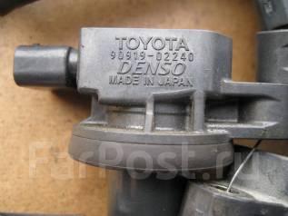 Катушка зажигания. Toyota: Corolla, Yaris, WiLL Cypha, Succeed, Vitz, Echo Verso, XA, Ractis, Soluna Vios, Corolla Fielder, Platz, Corolla Spacio, Pri...