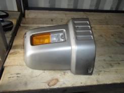 Бампер. Mitsubishi Pajero Mini, H51A Двигатель 4A30