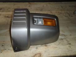 Бампер. Mitsubishi Pajero Mini, H51A, H56A Двигатель 4A30