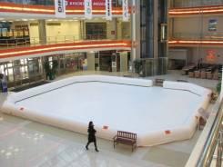 Хоккейная коробка Синтетический лед Ледовая арена Искусственный лед